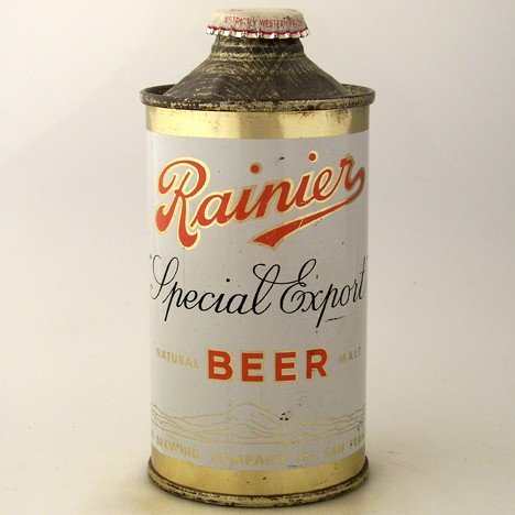 Rainier Special Export Beer 180-11 Beer