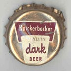 Knickerbocker Quality Dark Beer