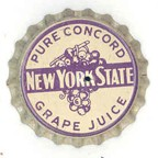 New York State Grape Beer