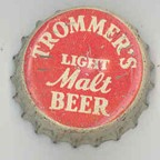 Trommers Light Malt Orange Beer