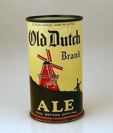 Old Dutch Brand Ale 593 Beer
