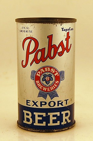 Pabst Export Beer 652 Beer