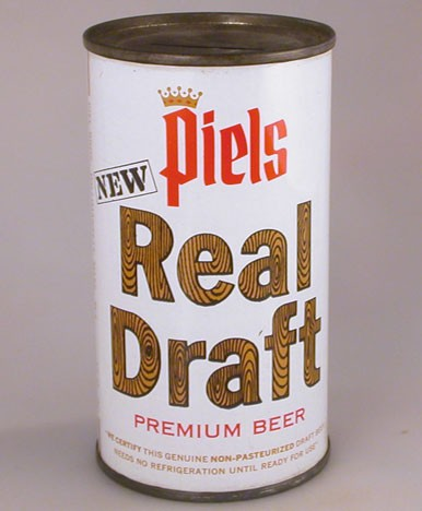 Piels Draft 115-12 Beer