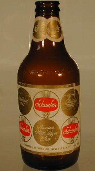Schaefer Steinie Beer