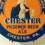 Chester Pilsener Beer & Ale Tin Charger Photo 4