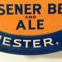 Chester Pilsener Beer & Ale Tin Charger Photo 5